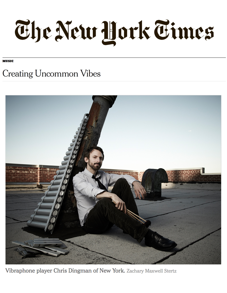 2011_Chris_Dingman_NYTimes