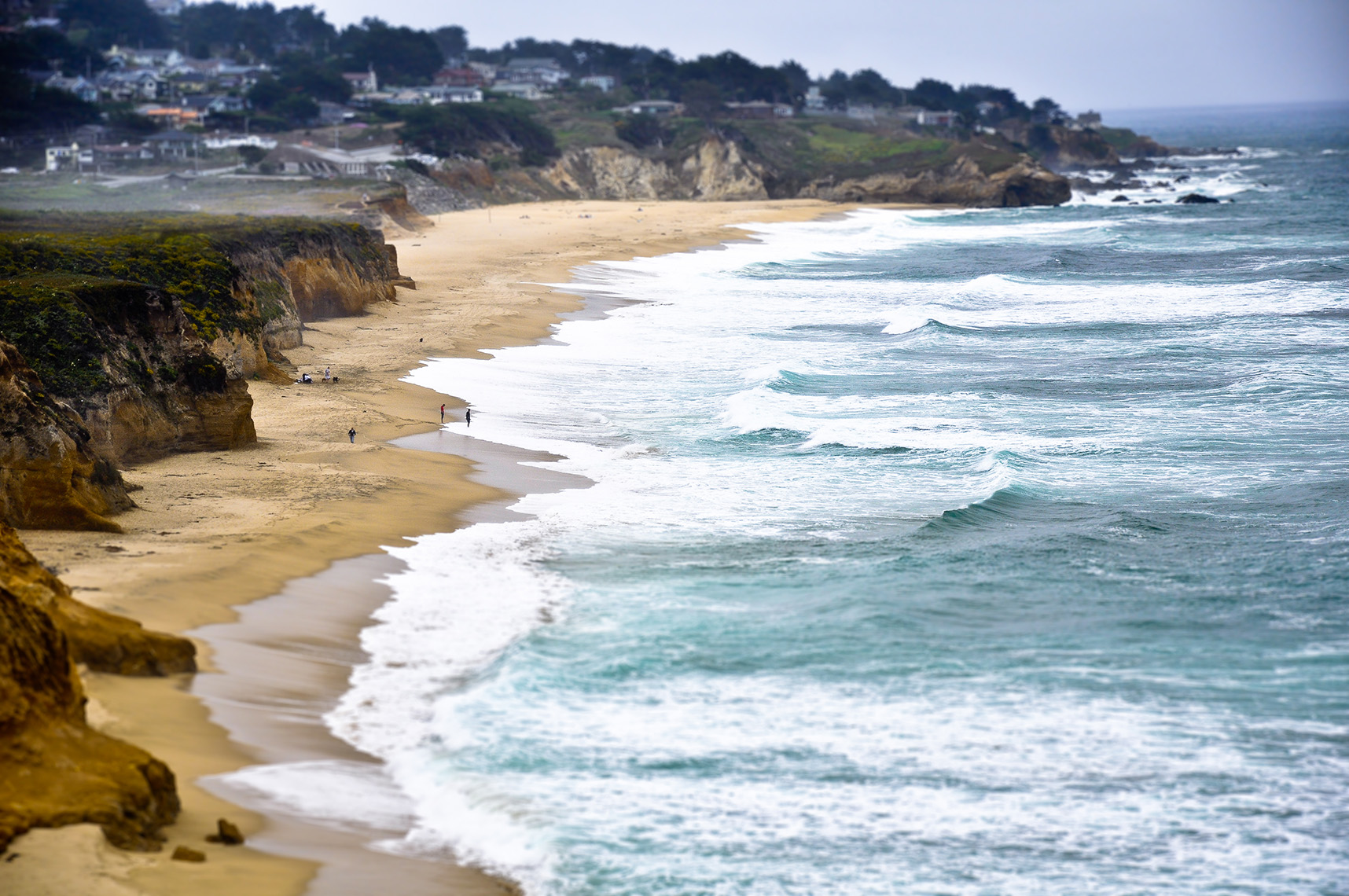 Coastline in California_APF