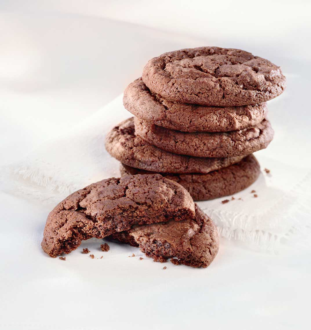 Glasshouse Assignment - David Bishop - Food Photography - Chocolate Cookies
