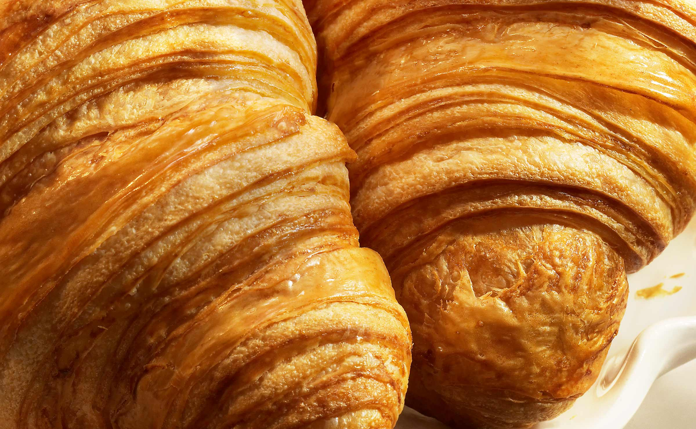 Glasshouse Assignment - David Bishop - Food Photography - Croissant