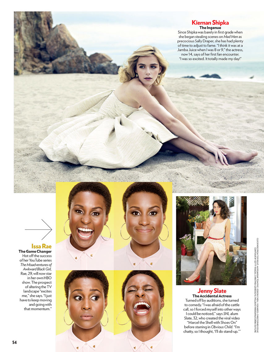 Glasshouse Assignment - Christina Gandolfo - Issa Rae - People Magazine