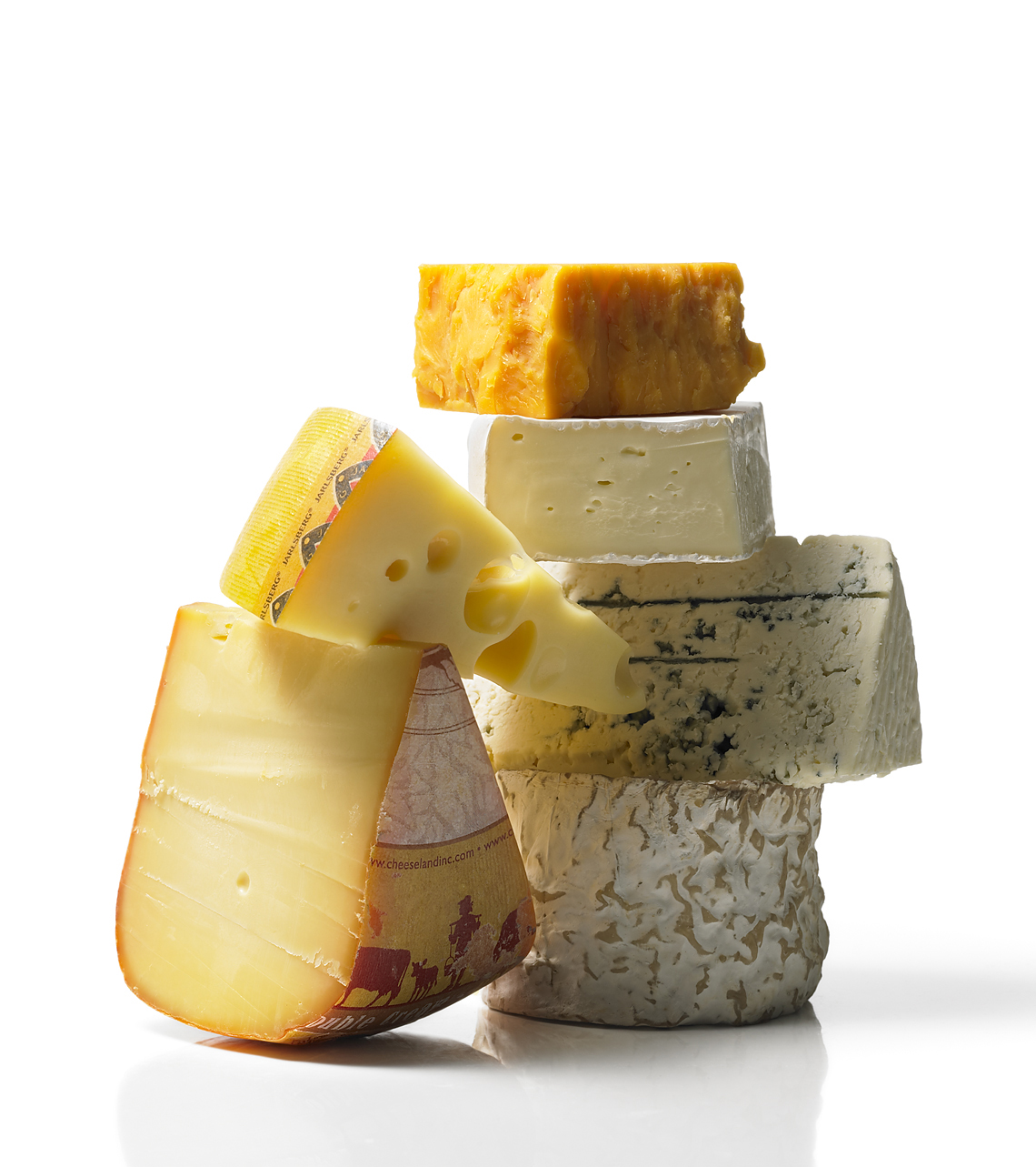 Glasshouse Assignment - Kang Kim - Food Photography - Cheeses