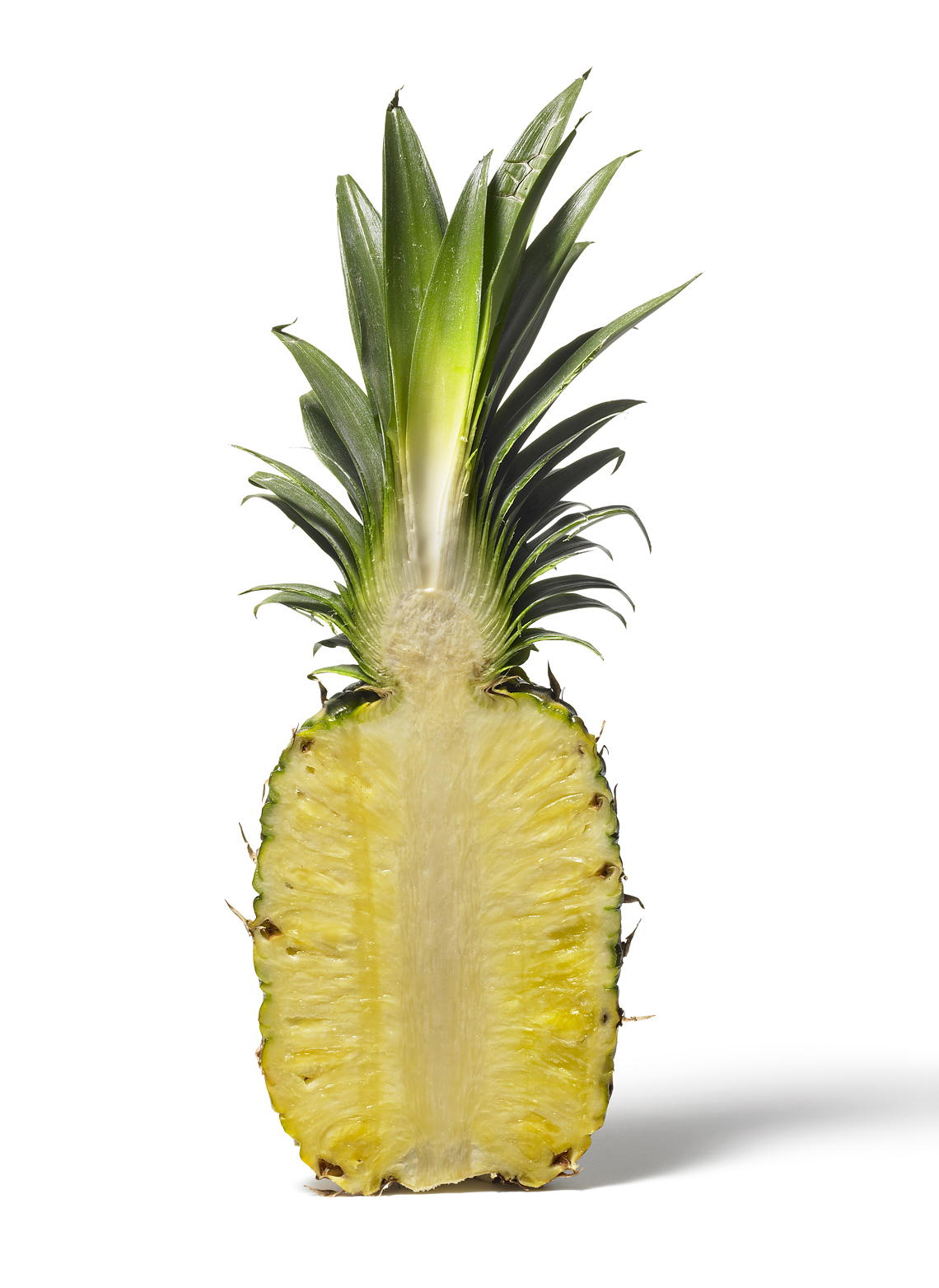 Glasshouse Assignment - Kang Kim - Food Photography - Halved Pineapple