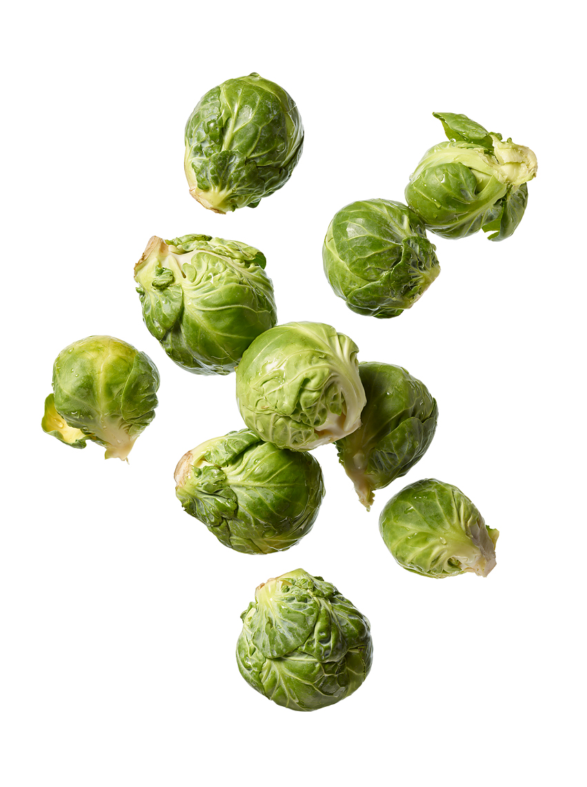Glasshouse Assignment - Kang Kim - Food Photography - Brussel Sprouts