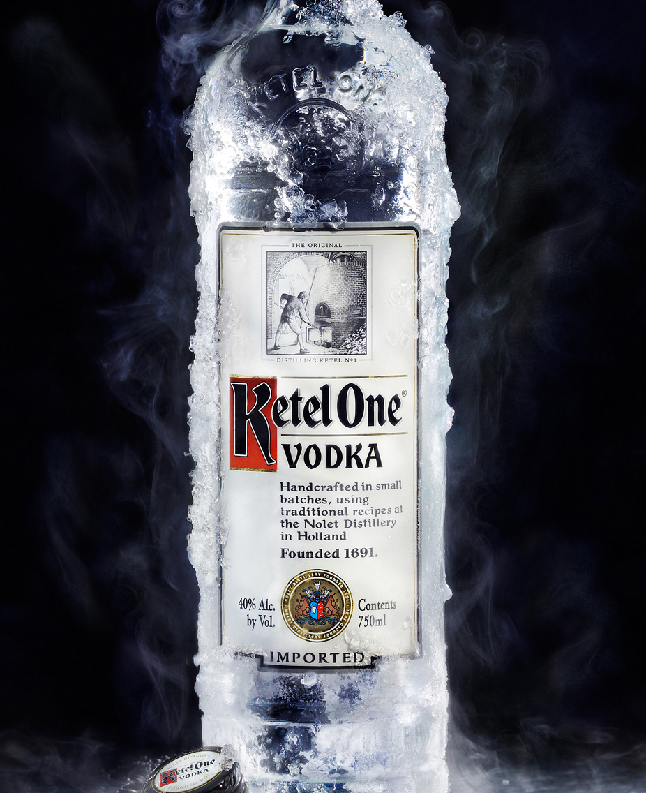 Glasshouse Assignment - David Bishop - Beverage Photography - Ketel One