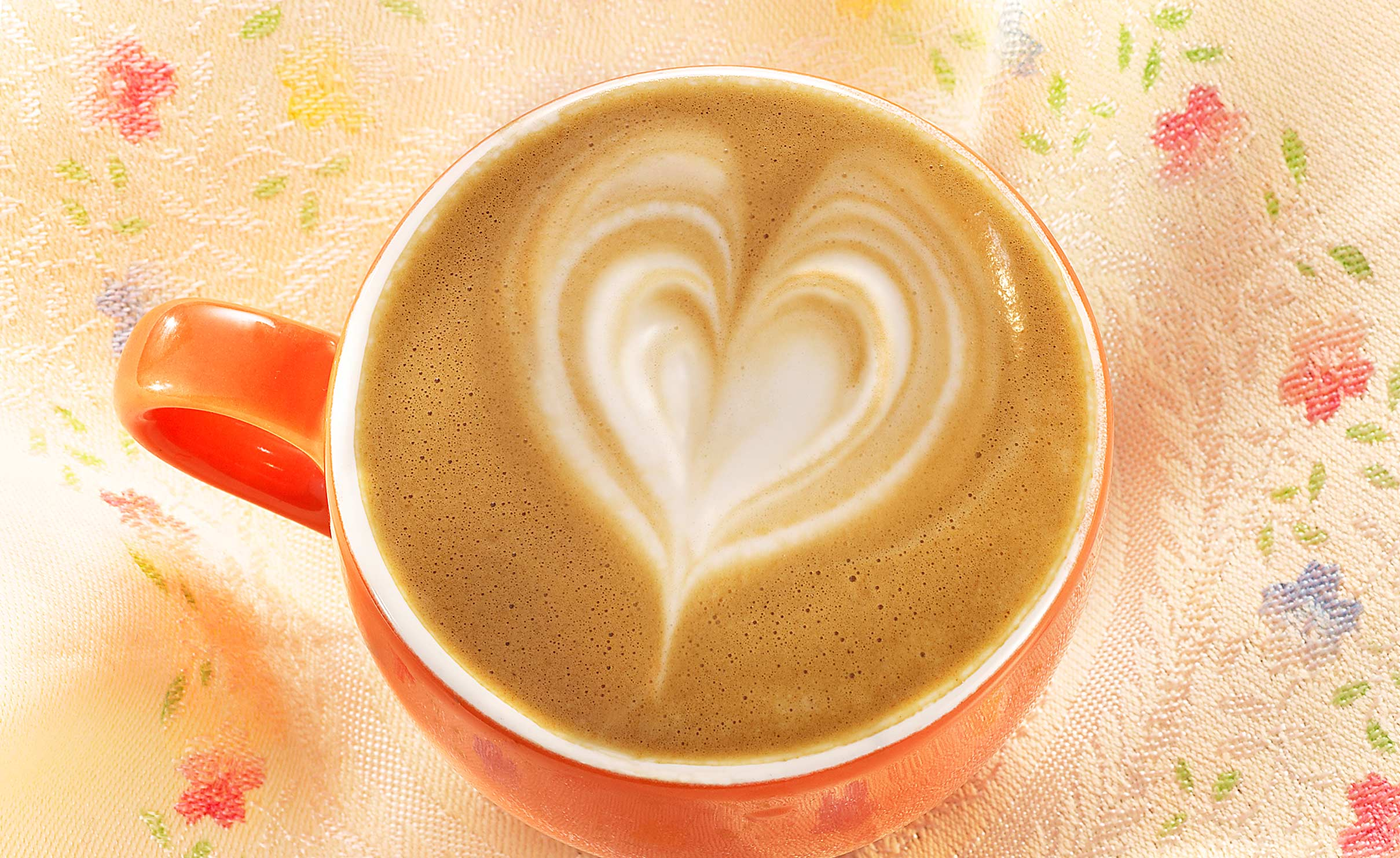 Glasshouse Assignment - David Bishop - Beverage Photography - Latte Heart