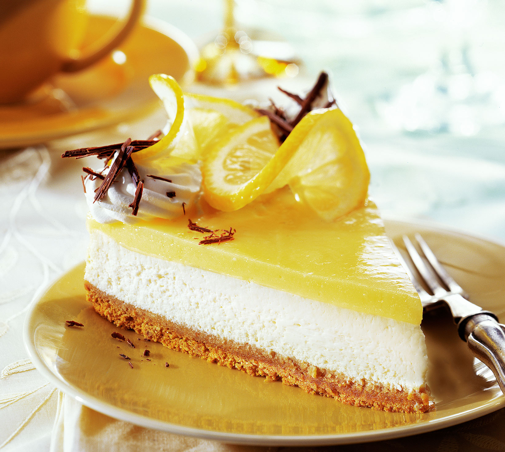 Glasshouse Assignment - David Bishop - Food Photography - Lemon Pie