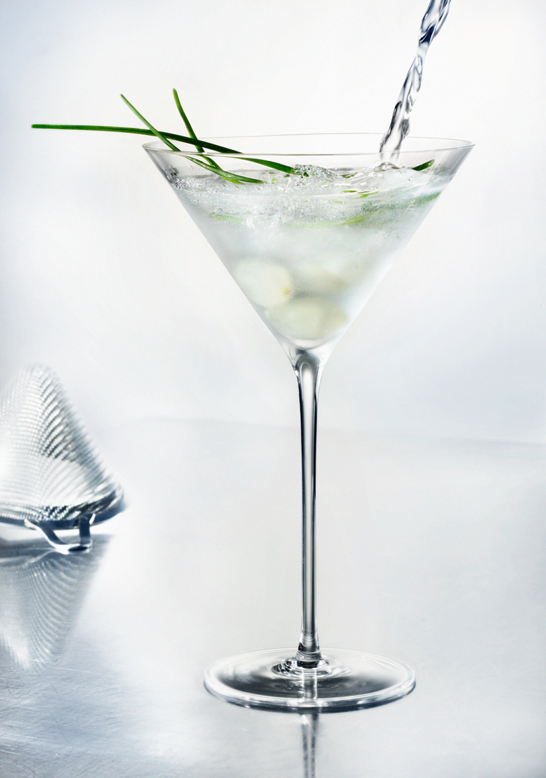 Glasshouse Assignment - David Bishop - Beverage Photography - Martini